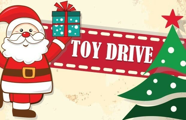 There is Nothing Better than Participating in a Toy Drive! 13
