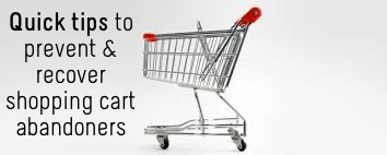 Strategies for Recovering Abandoned Shopping Carts 5