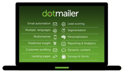 dotmailer email automation features