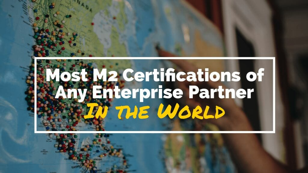 Creatuity Earns Most M2 Certifications of Any Magento Enterprise Partner 37
