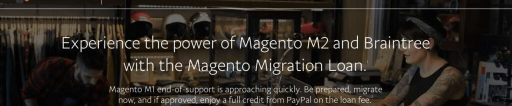 Magento Migration Financing Now Available With Loanbuilder 4